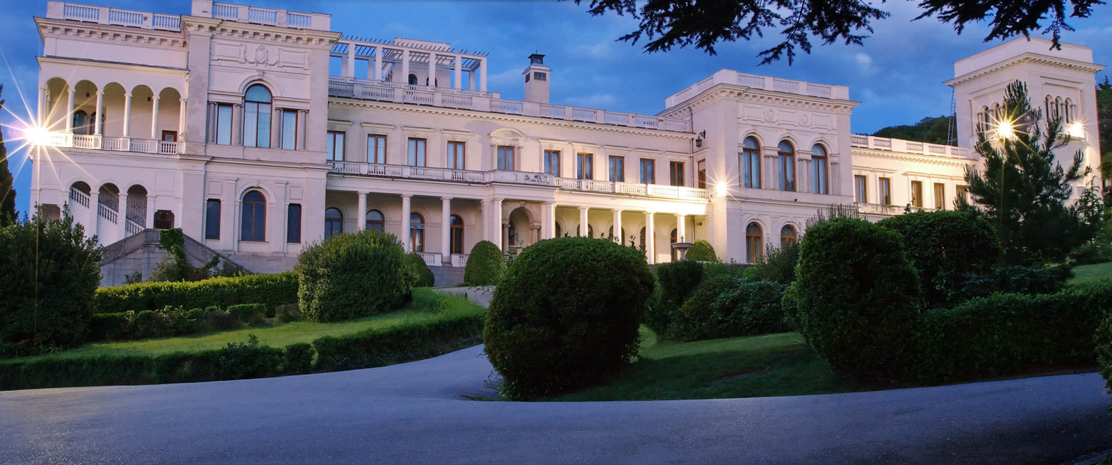ялта фото ливадийский дворец
